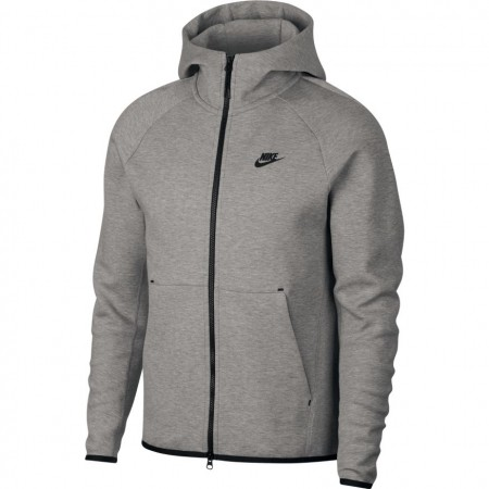 NIKE - TECH FLEECE sweater - donker grijs