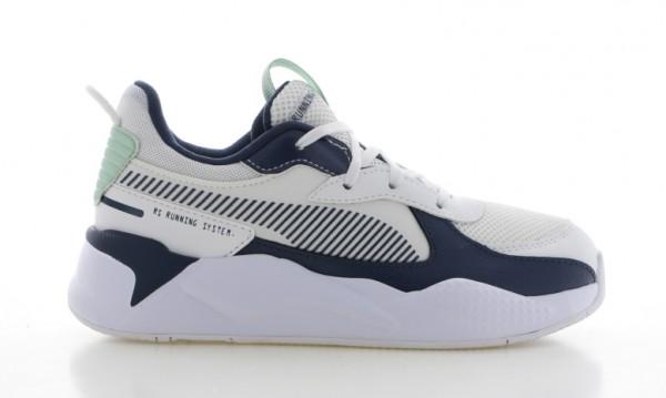 PUMA - RS-X JOY junior schoenen - wit