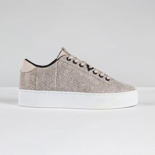 HUB - Hook Lw Z-stitch Sneakers women - beige