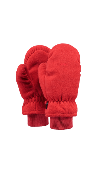BARTS - FLEECE MITTS KIDS - rood