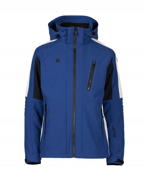 8848 ALTITUDE - LOIS ski-jas men - blauw
