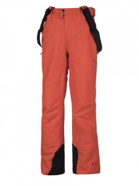 PROTEST - BORK JR skibroek - oranje - orange - Haarlem - 4890000