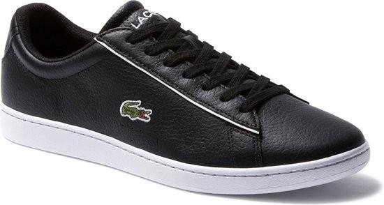 LACOSTE - CARNABY EVO 120 Sneaker men - zwart