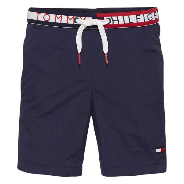 TOMMY - Zwemshort boys - donkerblauw