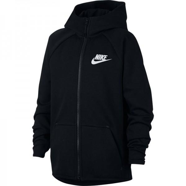 NIKE - TECH FLEECE FULL ZIP sweater - zwart