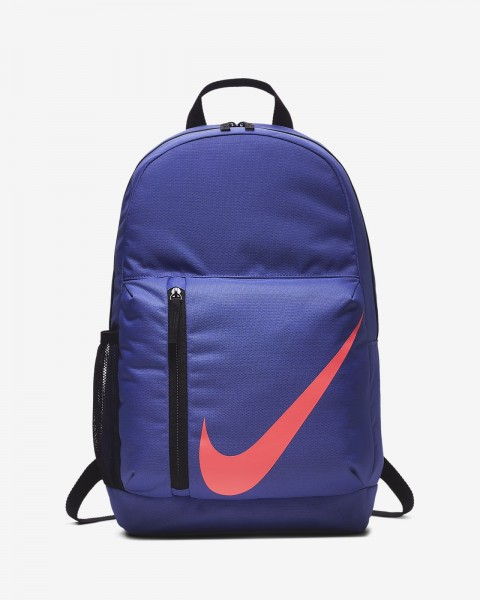 NIKE - ELEMENTAL junior rugtas - paars