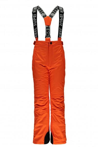 SUPERREBEL - skibroek boys - oranje