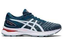 ASICS - Gel-Nimbus 22 Runningschoen men - blauw