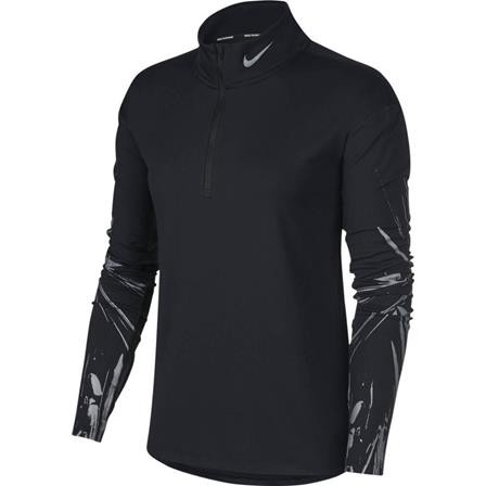 NIKE - ELEMENT top - zwart