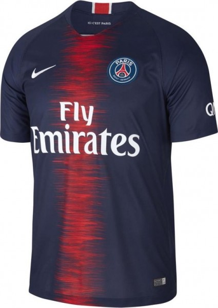 NIKE - PARIS t-shirt men - donkerblauw