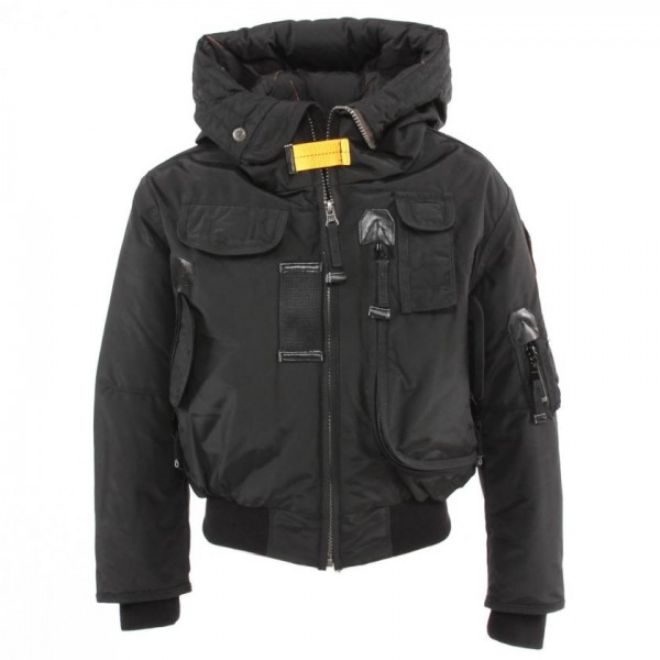 PARAJUMPERS - Gobi Base Boy jas - zwart