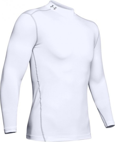 UNDER ARMOUR - COLDGEAR top - wit