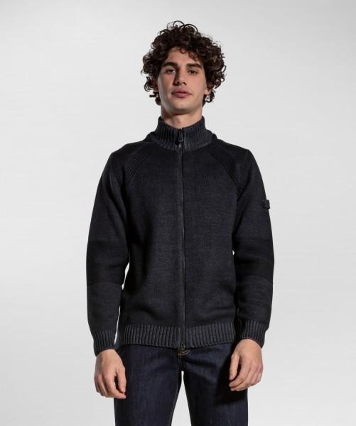 PEUTEREY - ORIONE vest heren - donkergrijs