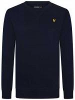 LYLE & SCOTT - CLASSIC sweater boys - donkerblauw
