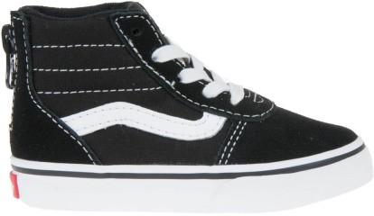 VANS - TD WARD HI ZIP schoenen lil' kids - zwart