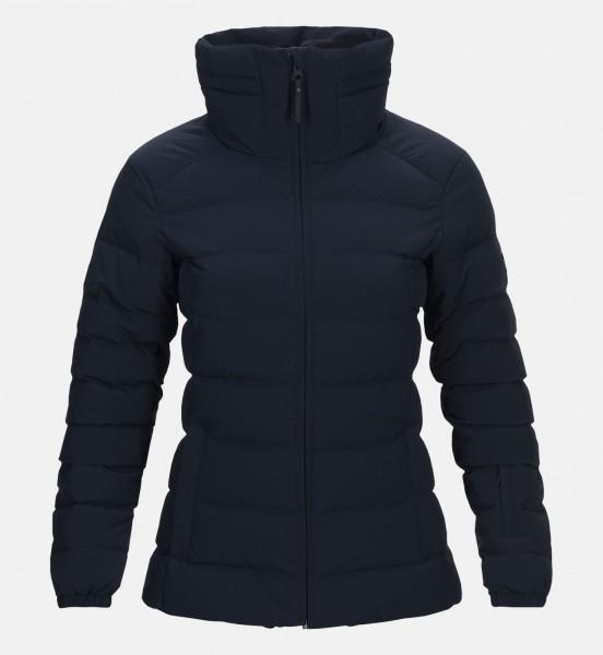 PEAK PERFORMANCE - MEGEVE PADDED ski jas - donker blauw