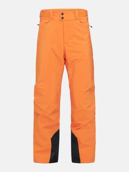 PEAK PERFORMANCE - MAROON skibroek men - oranje