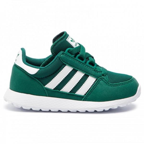 ADIDAS - FOREST GROVE Sneaker kids - groen