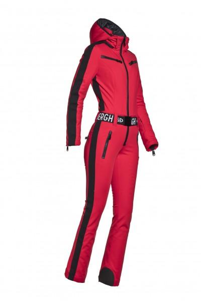 GOLDBERGH - EMPRESS ski jumpsuit - rood