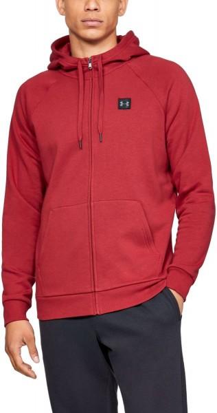 UNDER ARMOUR - RIVAL FLEECE vest men - rood