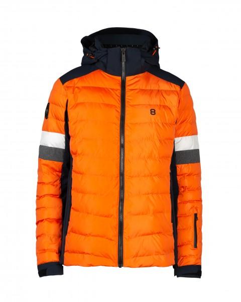 8848 ALTITUDE - CIMSON ski-jas men - oranje