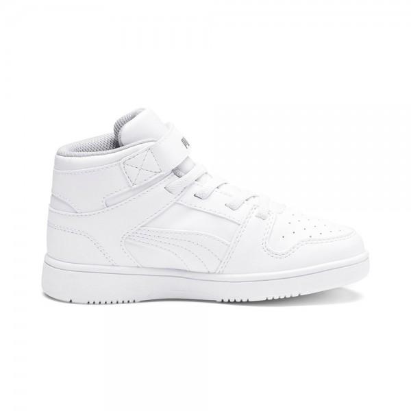 PUMA - REBOUND LAY-UP V schoenen - wit
