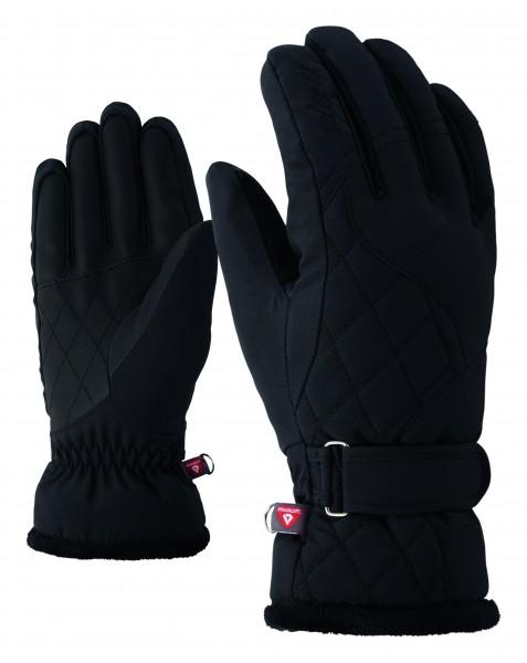 ZIENER - KEYSA PR handschoen - zwart