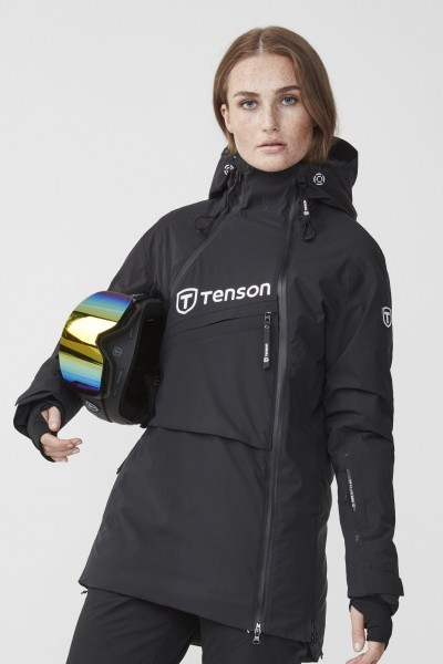 TENSON - AERISMO jas women - zwart