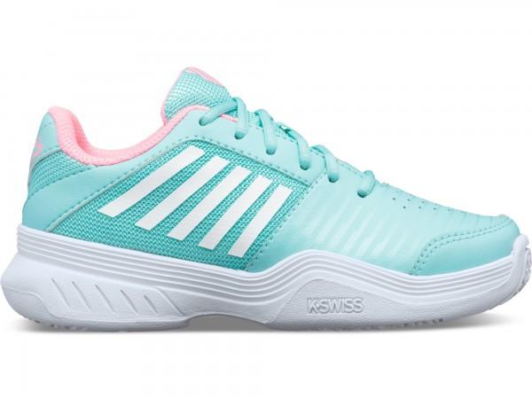 K-SWISS - Court Express Omni Tennisschoen kids - blauw
